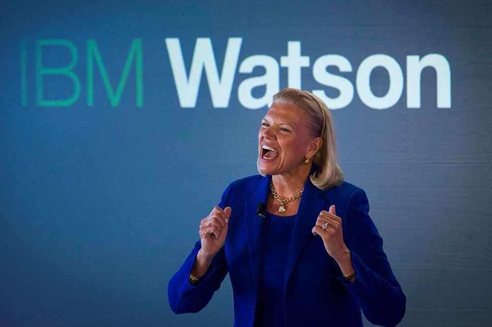 IBM'nin CEO'su Ginni Rometty