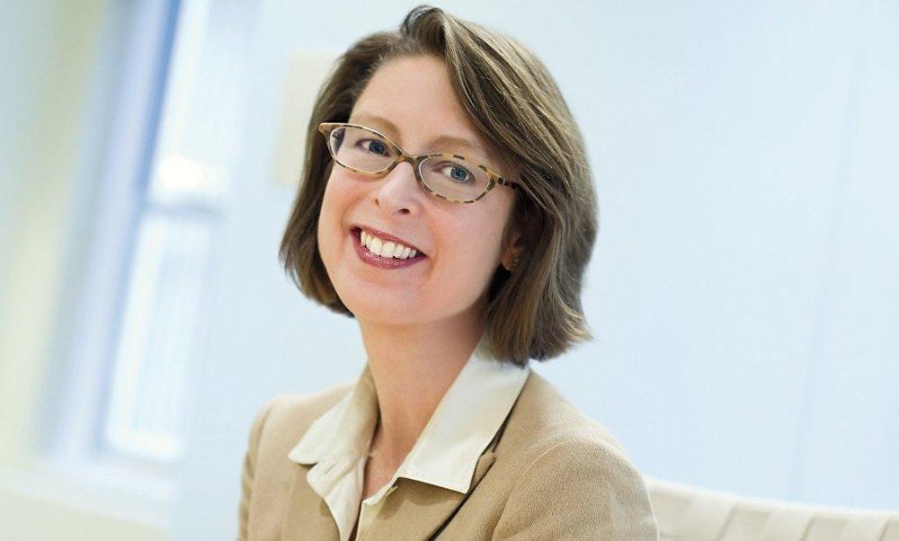 Fidelity Investment'ın CEO'su Abigail Johnson