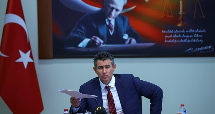 Metin Feyzioğlu - TBB