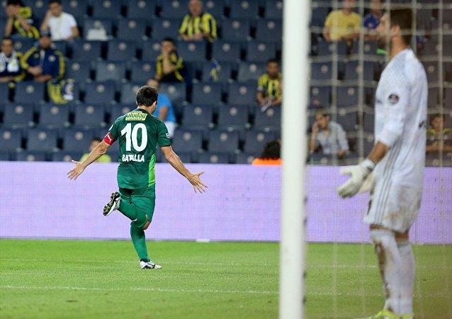 Fenerbahçe - Bursaspor maçı.