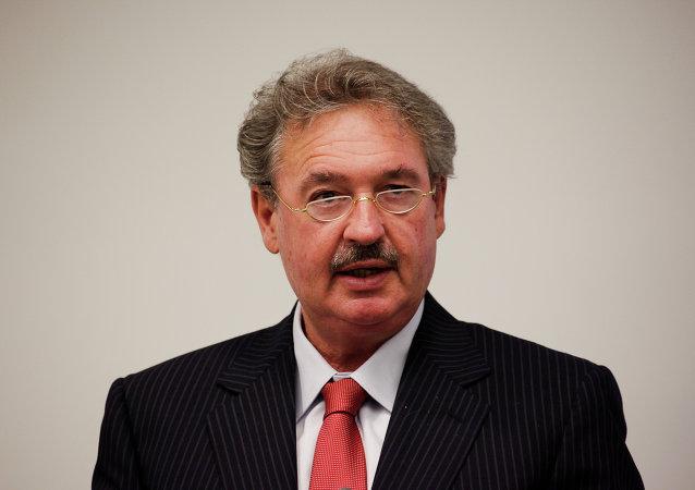 Lüksemburg Dışişleri Bakanı Jean Asselborn