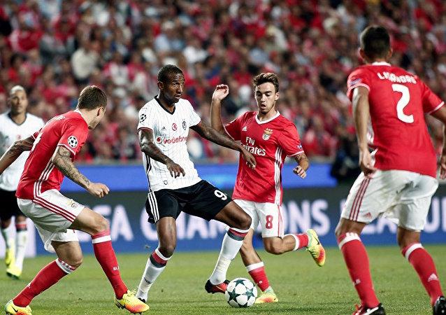 Benfica-Beşiktaş maçı