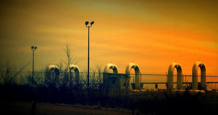 petrol boru hattı