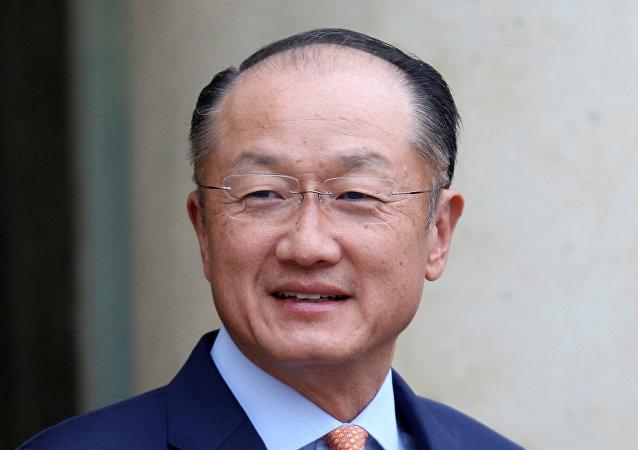 Dünya Bankası Grubu Başkanı Jim Yong Kim