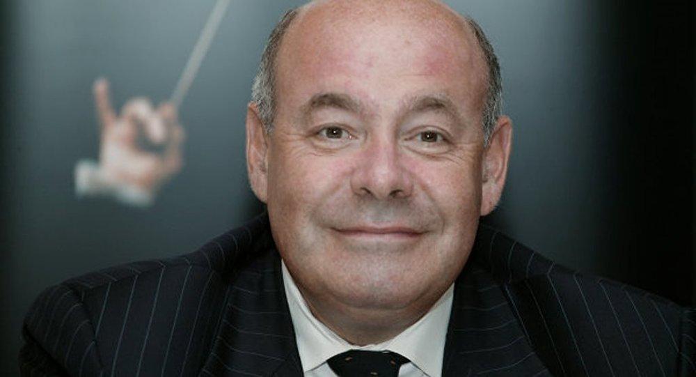 Rusya Devlet Başkanı Vladimir Putin'in uluslararası kültürel işbirliğinden sorumlu özel temsilcisi Mihail Şvıdkoy