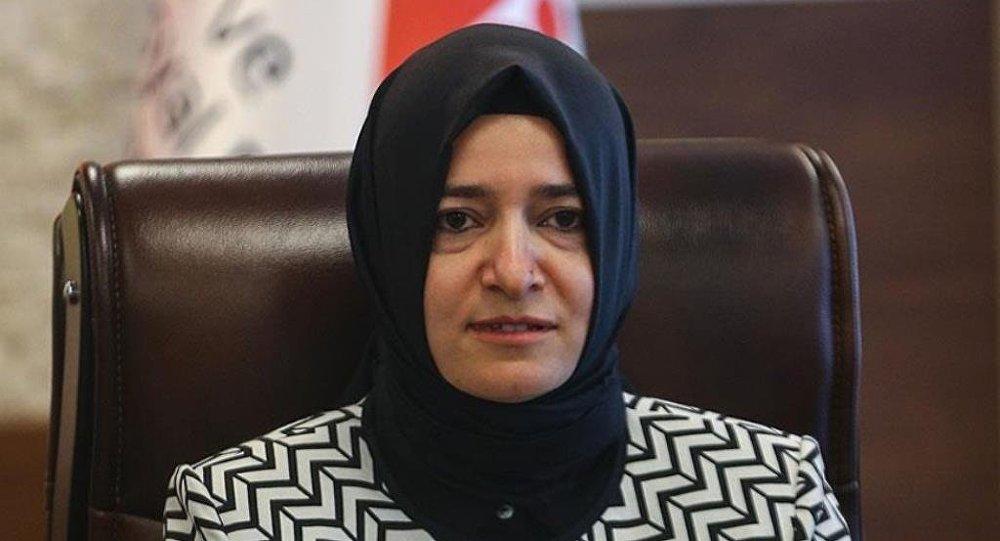 Выдворенная из Нидерландов турецкий министр заявила о «бесчеловечности» голландских властей