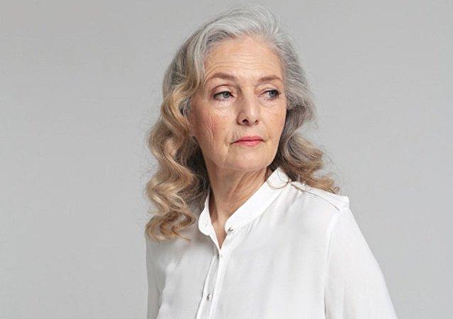 71 yaşındaki Rus manken Olga Kondrashova