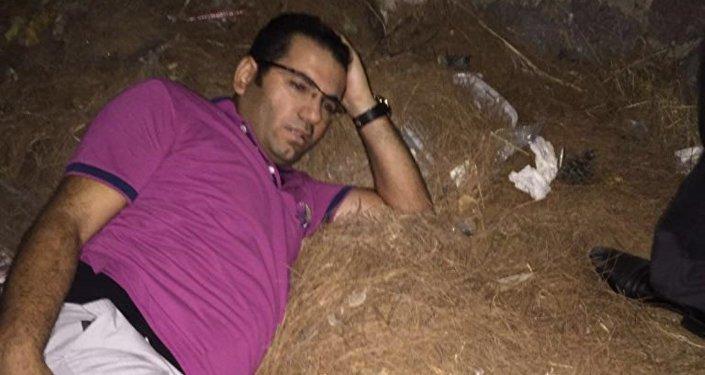 Ergenekon davasında Efe kod adıyla gizli tanıklık yapan eski İliç savcısı Bayram Bozkurt