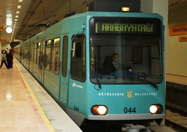 Bursa - metro
