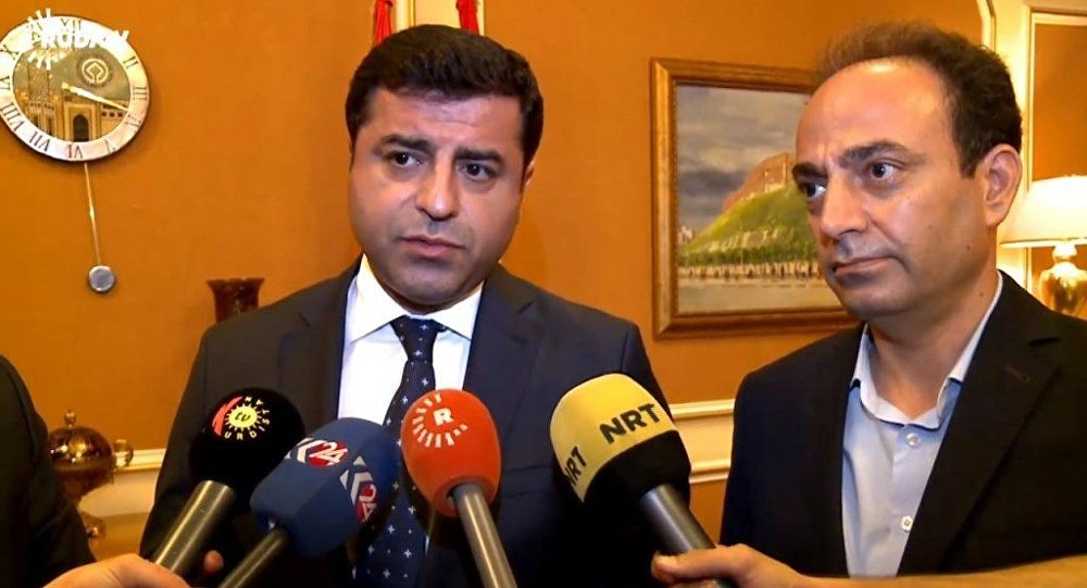 Selahattin Demirtaş - Osman Baydemir