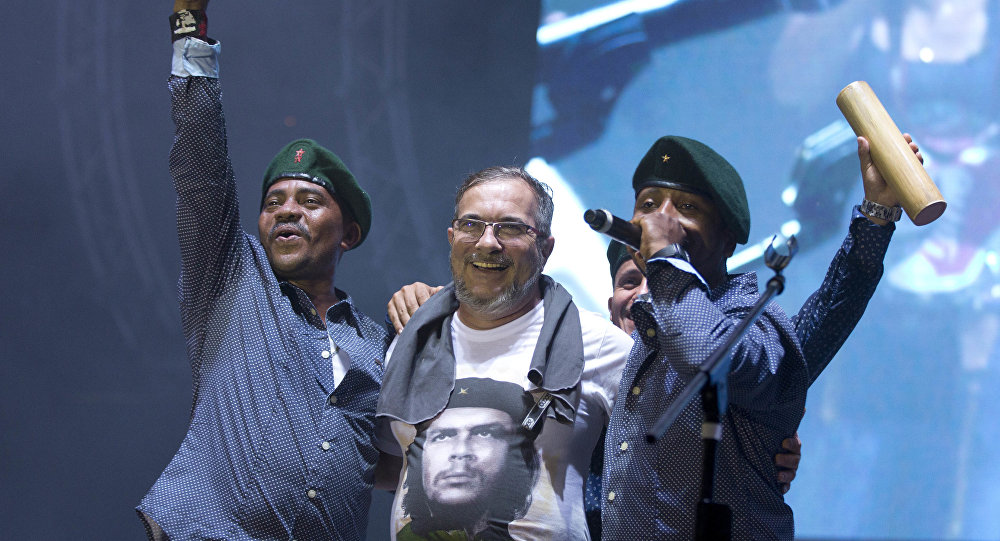 FARC lideri Rodrigo Londono (Timoçenko)