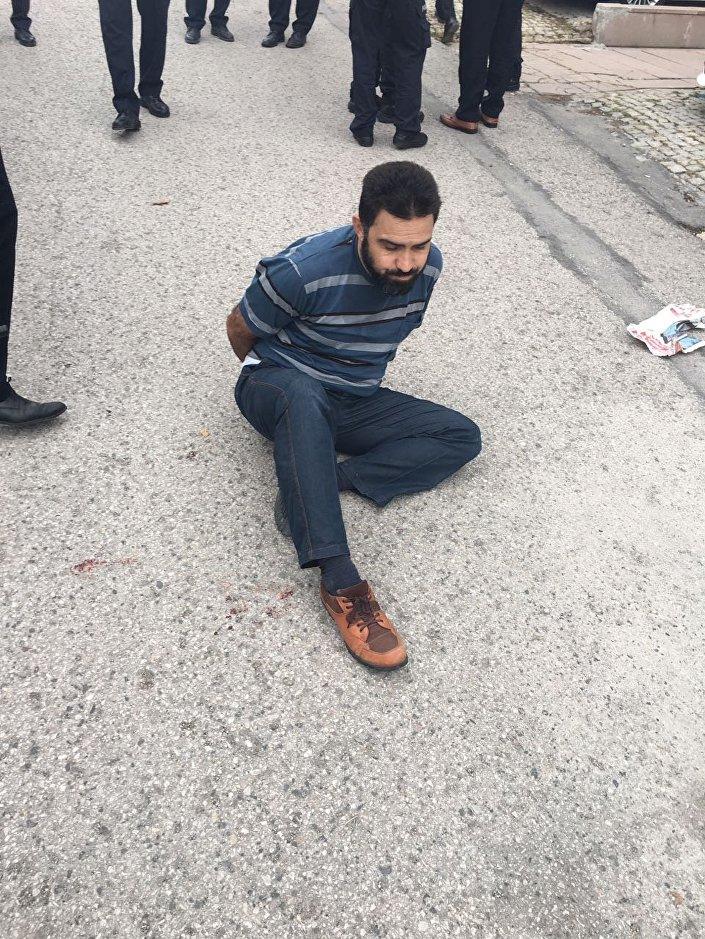 İsrail Büyükelçiliği'ne saldırı düzenleyen Ömer Nuri Çalışkan