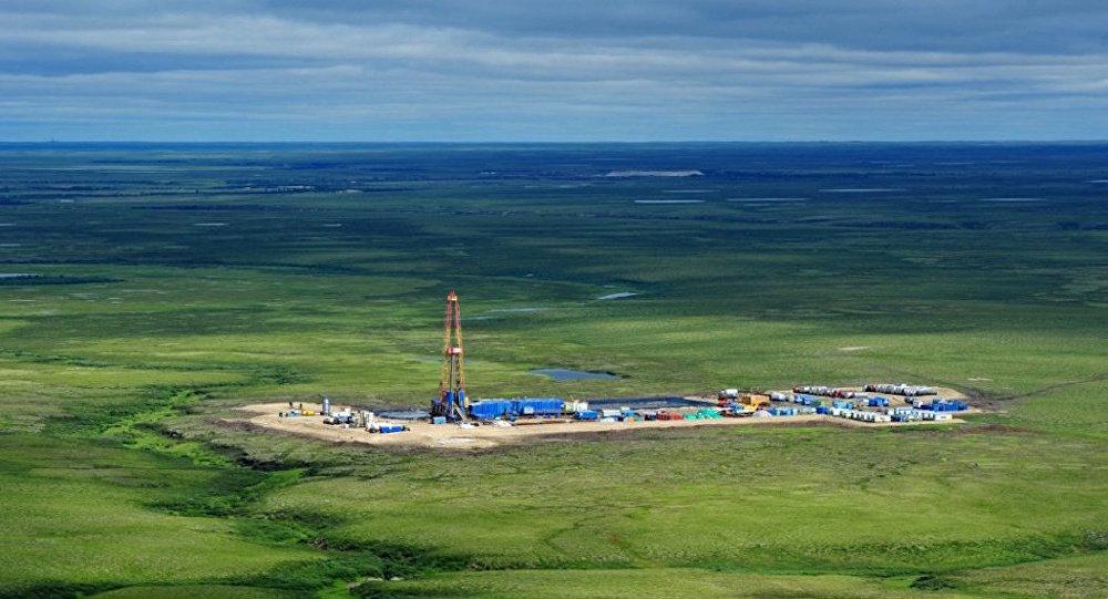 Doğu Messoyaha petrol yatağı