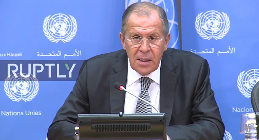 Rusya Dışişleri Bakanı Sergey Lavrov, BM Genel Kurulu'nun ardından gazetecilerin sorularını yanıtladı.