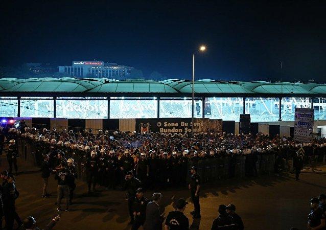 Beşiktaş- Galatasaray