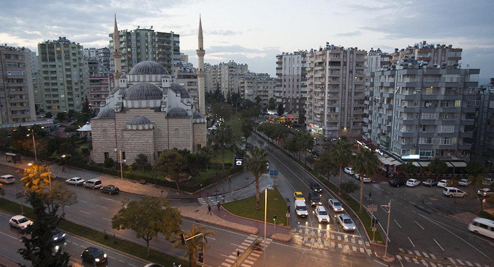 Adana, Turgut Özal Bulvarı