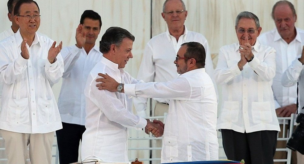 Kolombiya - FARC