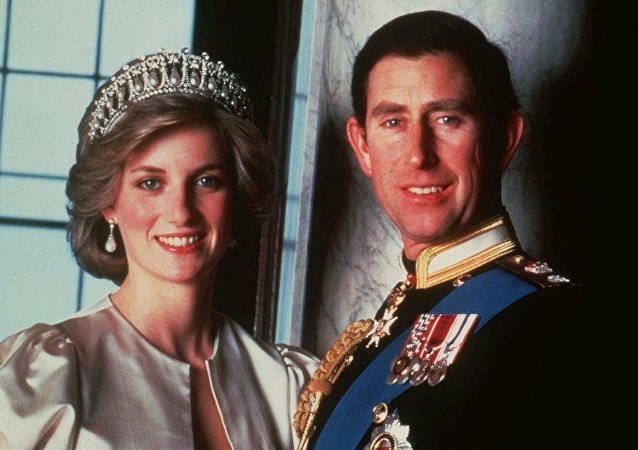 Prenses Diana - Prens Charles