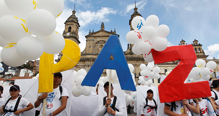 Kolombiya - FARC barış anlaşması