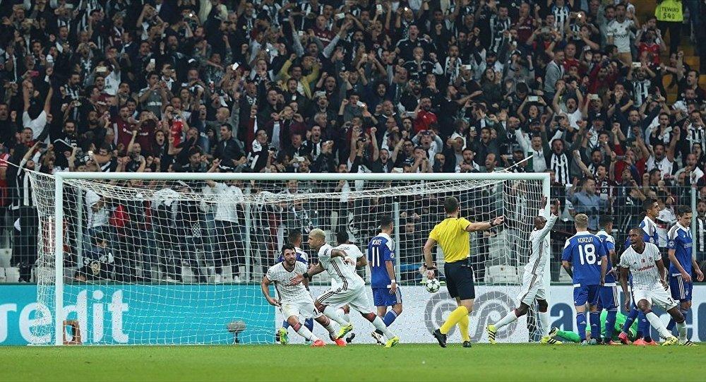 Beşiktaş - Dinamo Kiev