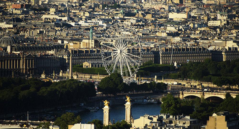 Paris- Fransa