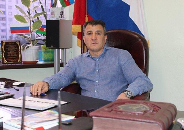 SSCB ve Rusya karma dövüş şampiyonu Galib Yusubov