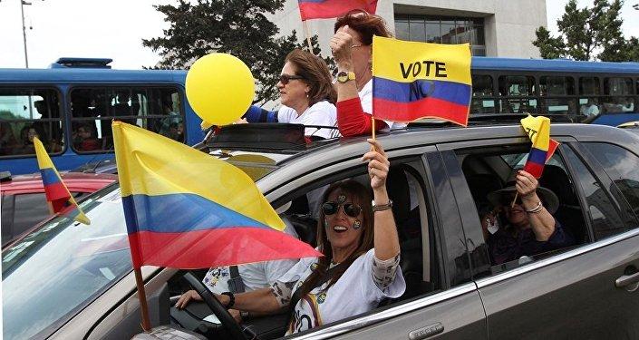 Kolombiya - FARC referandum