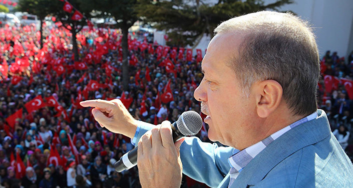 Cumhurbaşkanı Recep Tayyip Erdoğan-Ankara