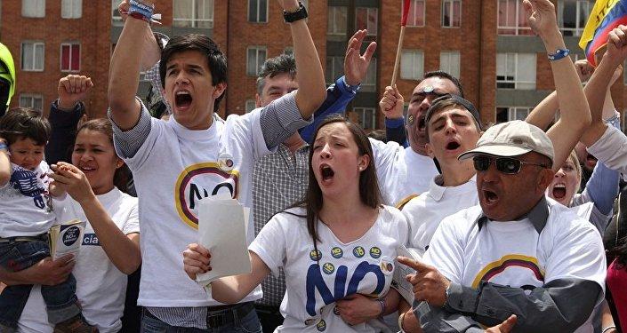 Kolombiya - referandum