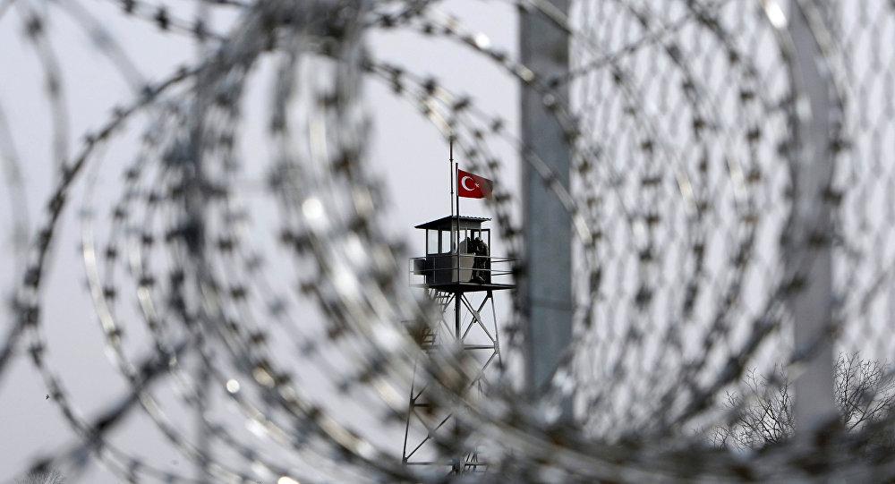 Türkiye - Yunanistan sınırı / Pazarkule Sınır Kapısı