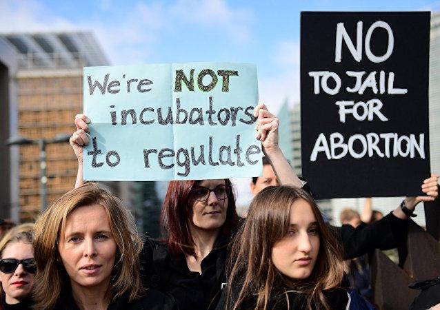 Polonya'daki kürtaj eylemleri