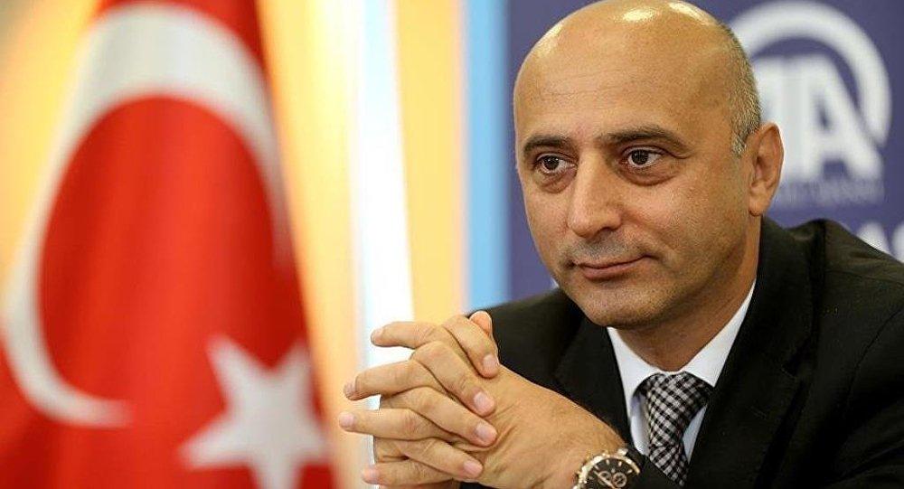 Tasarruf Mevduatı Sigorta Fonu (TMSF) Başkanı Şakir Ercan Gül