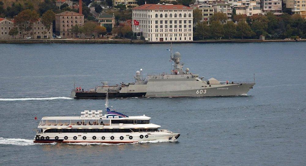 Rusya, Kalibr füzesiyle donatılmış iki savaş gemisini Akdenize gönderiyor 78