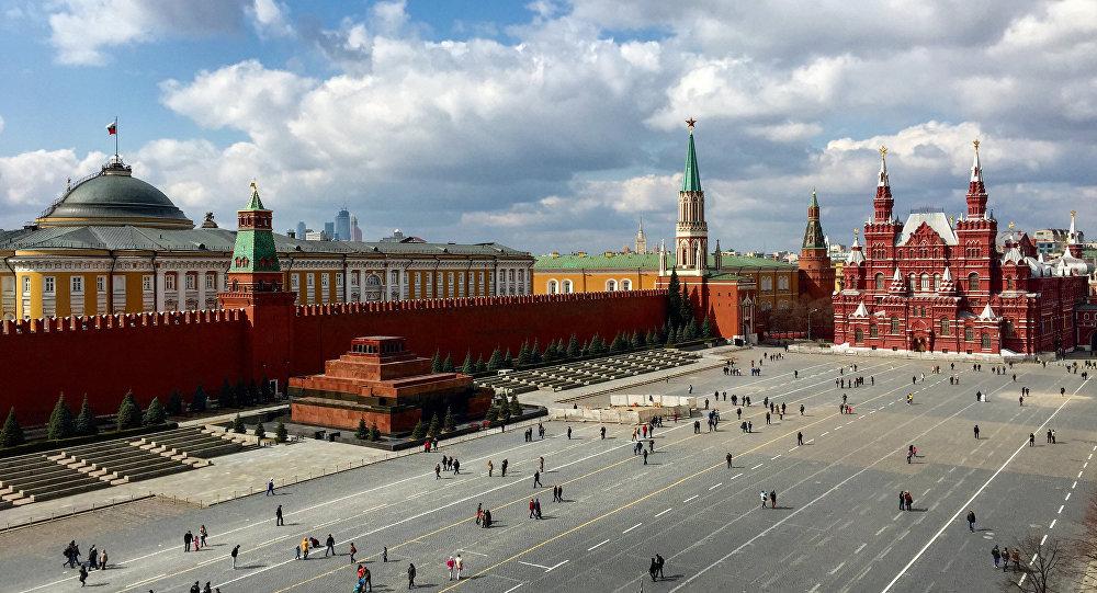 Vladimir Lenin'in mozolesi