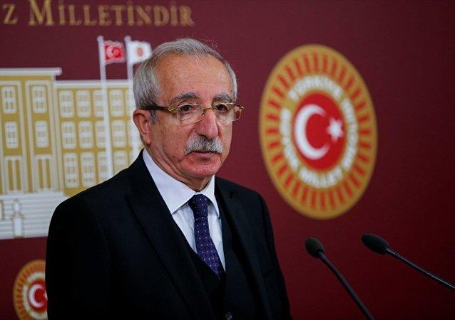 AK Parti Mardin Milletvekili Orhan Miroğlu