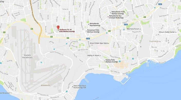 Yenibosna 75. Yıl Polis Merkezi Amirliği