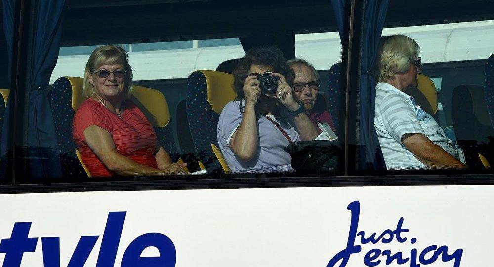 Tunus'a gelen yeni turist kafileleri