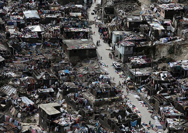 Matthew kasırgası- Haiti