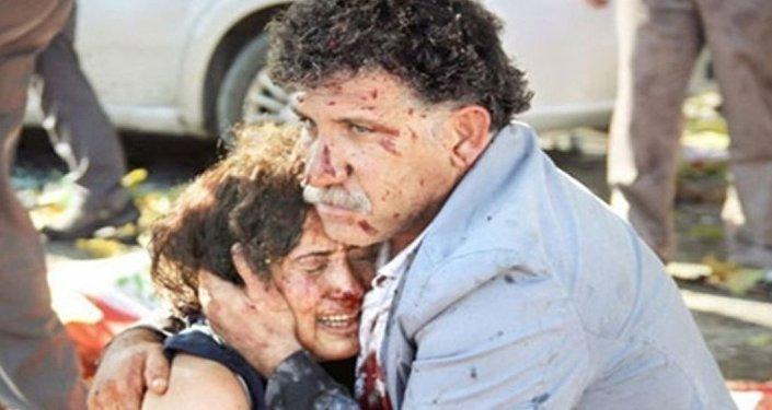 10 Ekim Ankara Gar katliamında kızını ve kardeşini yitiren, eşi de ağır yaralanan İzzettin Çevik