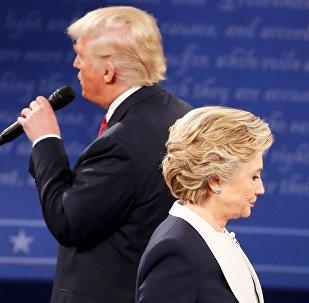 Donald Trump - Hillary Clinton