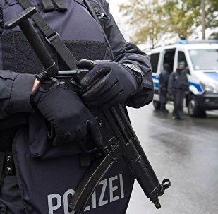 Almanya polisi-Alman polis
