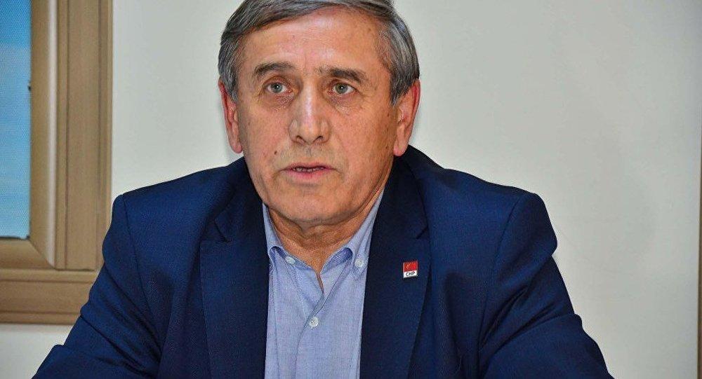 CHP Parti Meclisi Üyesi Yıldırım Kaya