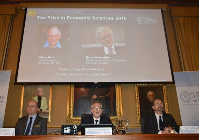 Nobel Ekonomi Ödülü
