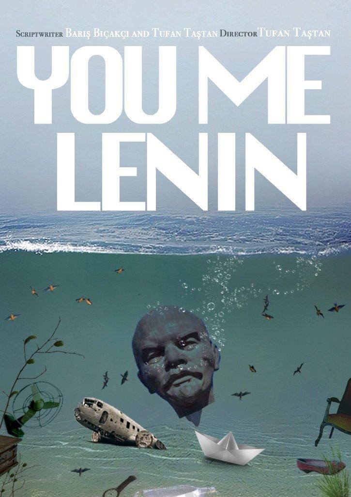 'Sen Ben Lenin'in film afişi