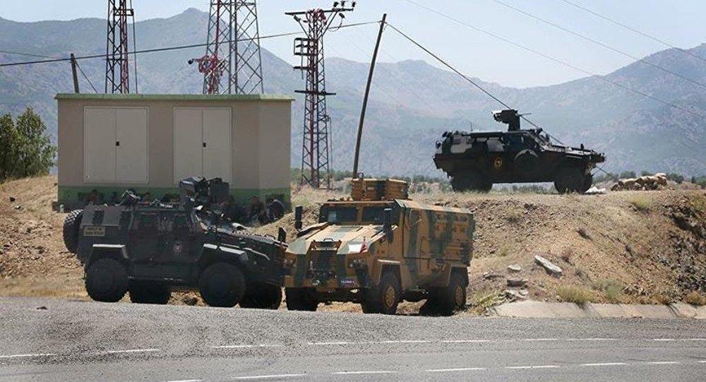 Diyarbakır - Silvan - PKK - saldırı