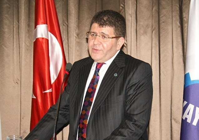 Kayseri Sanayi Odası (KAYSO) Başkanı Mustafa Boydak