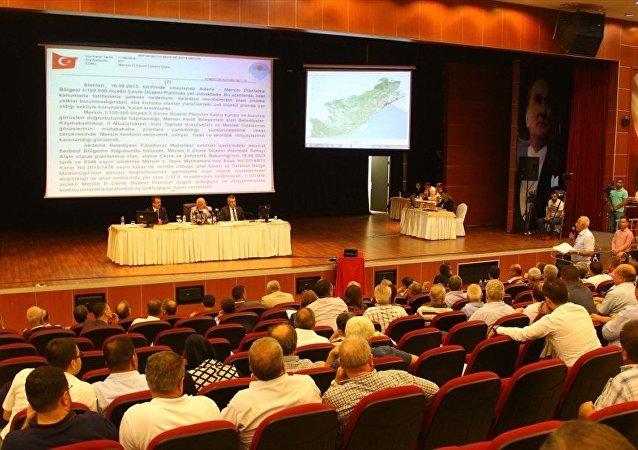 Akkuyu NGS'nin içinde bulunduğu Çevre Düzeni Planı kabul edildi
