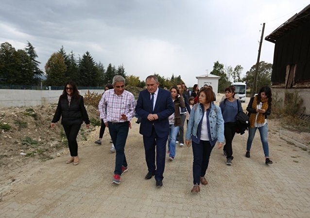 Bolu Belediye Başkanı Alaaddin Yılmaz