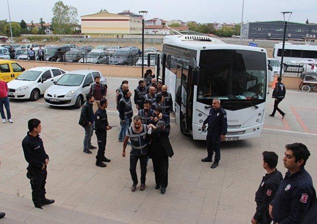 Edirne'de FETÖ soruşturması-FETÖ operasyonu