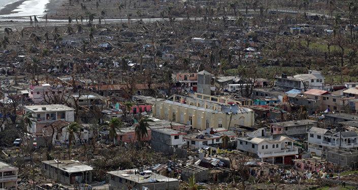 Haiti - Matthew Kasırgası